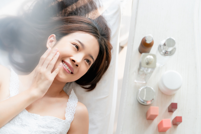 美容鍼灸に通う頻度