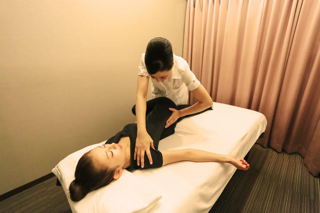 美容鍼灸 マッサージ, 美容鍼灸 体質改善