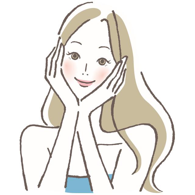 美容鍼灸リンパ液促進, 美容鍼灸血行促進